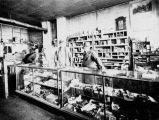 George Thyfault's Garage Supply Office