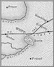 Scott County map