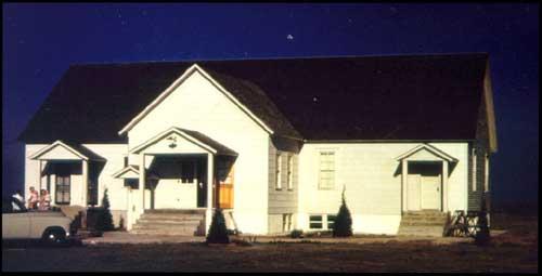Meade Bible Academy Chapel