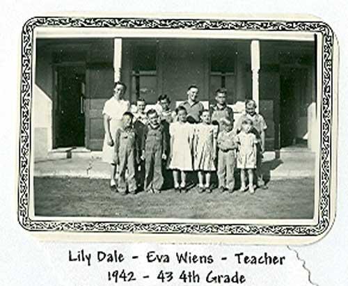 Meade Lily Dale School