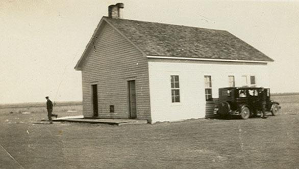 Bruderthal Mennonite Church