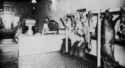 George Homan Meat Market