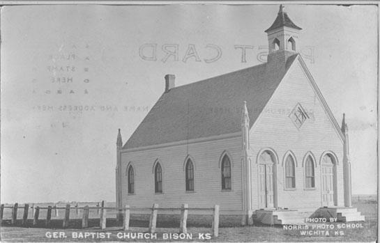Bison German Baptist Church