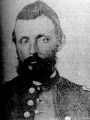 Captain Alexander Rush