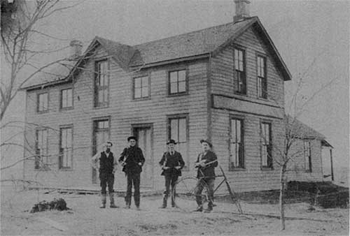 Yetter House