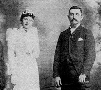 Wedding Norah and William
