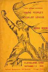 Young People's Socialist League Song Book