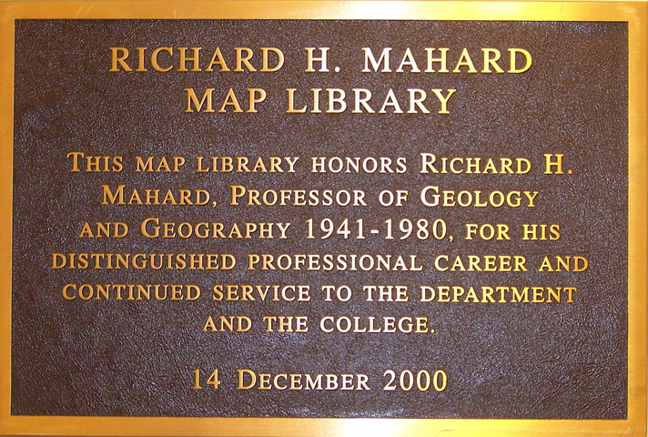 Mahard Plaque