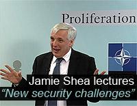 Jamie Shea