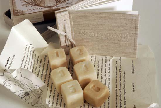 Soap Story by Angela Lorenz