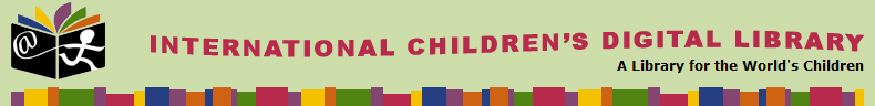 International Children's Digital Library (ICDL) logo.