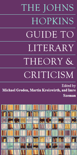 Johns Hopkins Guide to Literary Theory & Criticism cover image