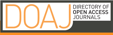 Logo of Directory of Open Access Journals (DOAJ)