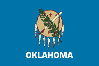 Oklahoma Flag
