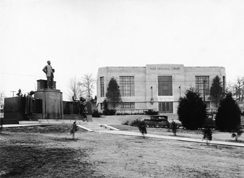 charles page library exterior