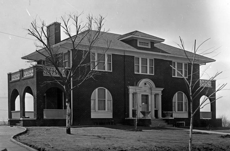 otis mcclintock mansion g0218