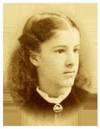 Charlotte Perkins at 14