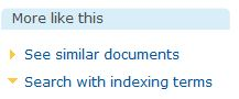 image states more like this, see similar documents, search with indexing terms