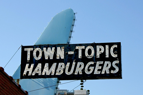 Town-Topic Hamburgers, Kansas City, Missouri