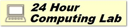 24 hour lab logo