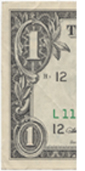 dollar bill
