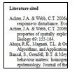 partial screen shot of a literature cited page