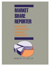 Cover shot of the Market Share Reporter