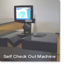 Self Check Out Machine