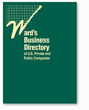 Cover shot of Wards Business Directory