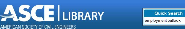 ASCE Library search
