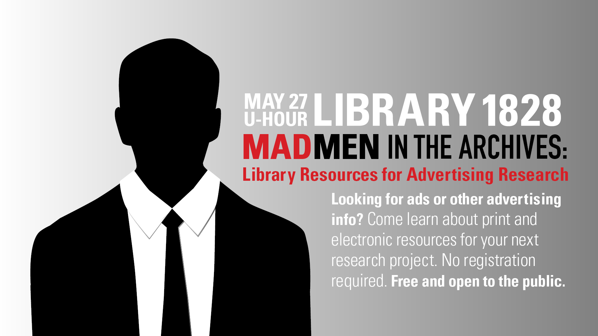 Graphic: Mad Men in the Archives