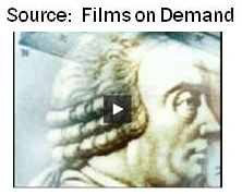 Example of video still from Films on Demand