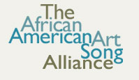 African American Art Song Alliance