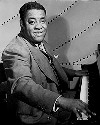 photo of Art Tatum playing the piano