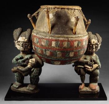 Ghanaian drum
