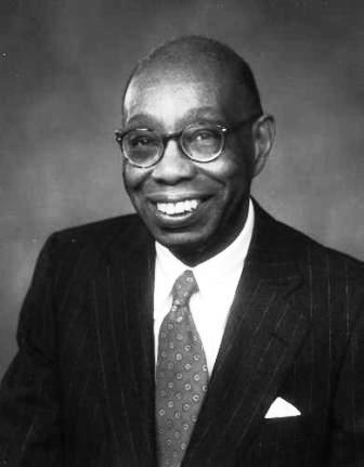 portrait of George Walker