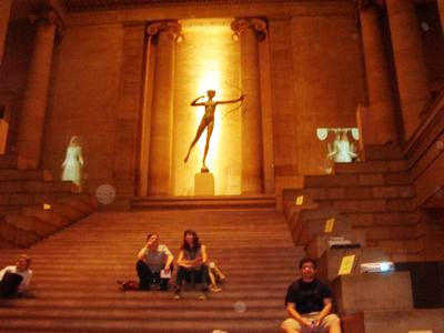 Philadelphia Art Museum entrance