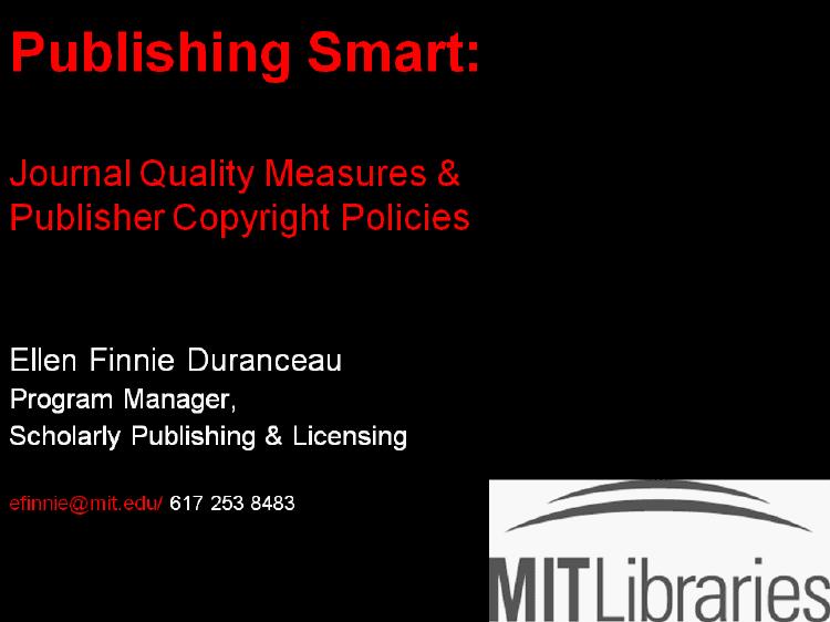 Publishing Smart Video Still