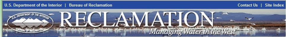 Bureau of Reclamation logo