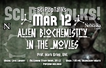 Alien Biochemistry in the Movies Image
