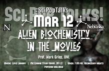 Alien Biochemistry in the Movies Image