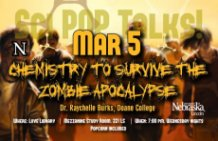 Thumbnail preview for Chemistry to Survive the Zombie Apocalypse - Dr. Raychelle Burks