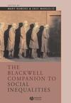 Blackwell Companion to Social Inequaiities