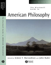 Blackwell Guide to American Philosophy