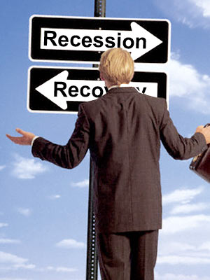 Recession or Recovery image