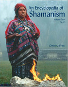 encyclopedia of shamanism book cover