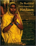 illustrated encyclopedia of hinduism book cover