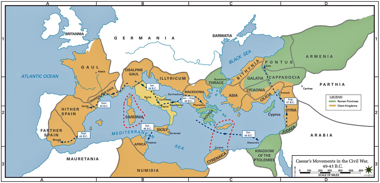 Roman Civil War