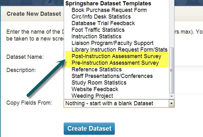 LibAnalytics Copy Dataset