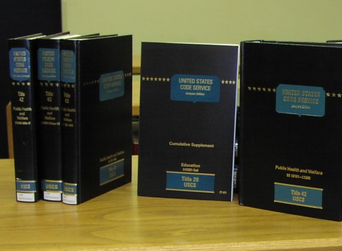 Hard copies of the USCS